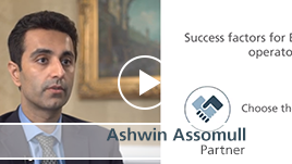 Ashwin Assomull Video Education