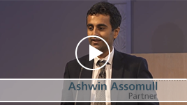 Ashwin Assomull Video