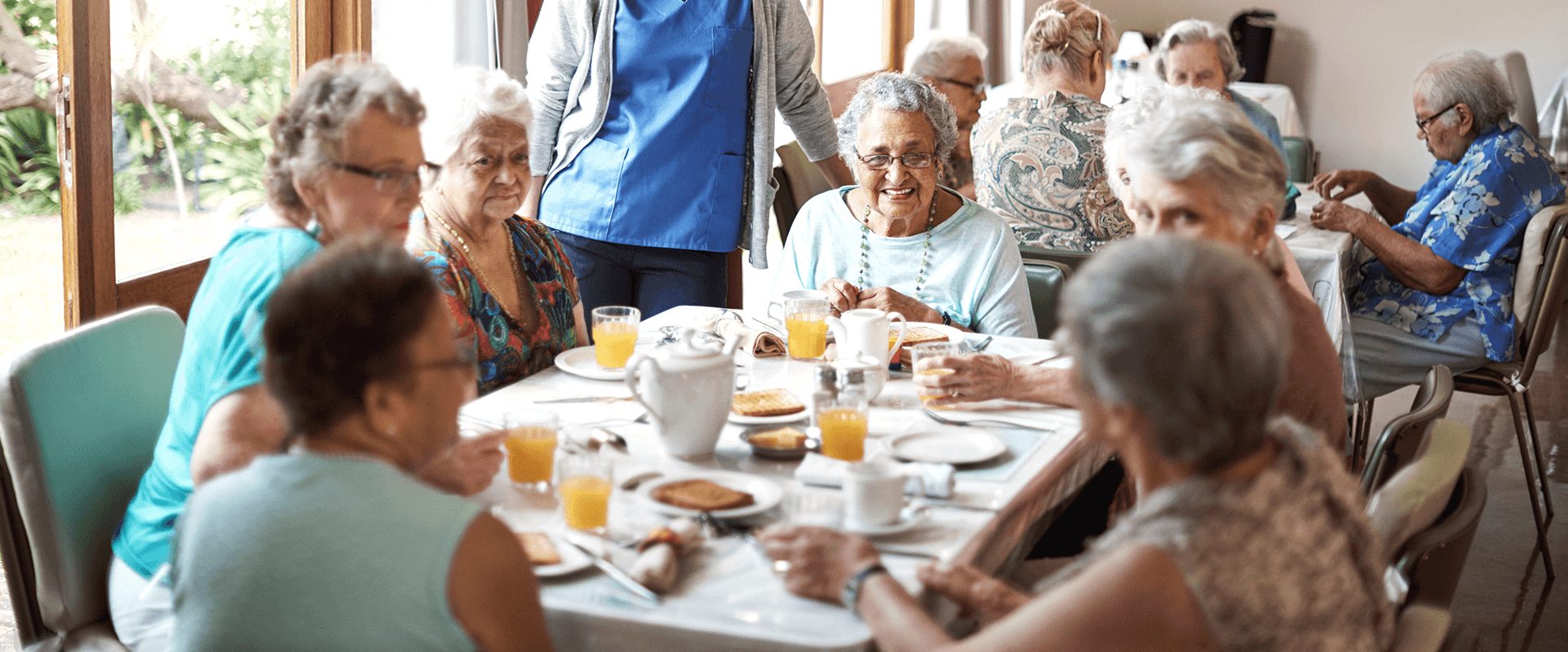 Uk Care Home Industry  Is A New Investment Wave Coming