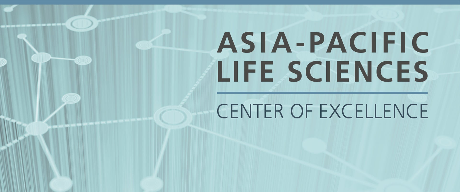 Asia-Pac Life Sciences Centre of Excellence