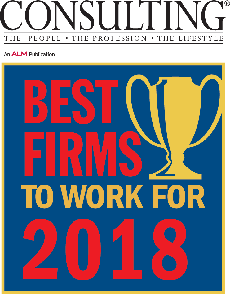 Consulting Magazine Best Firms to work for 2018