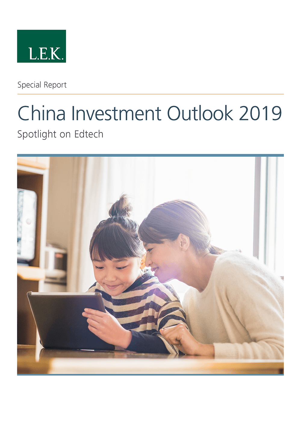 edtech outlook in china report