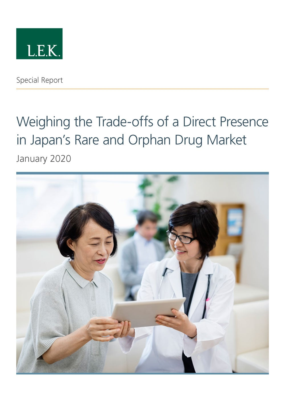 Rare and orphan drug marketplace in Japan report
