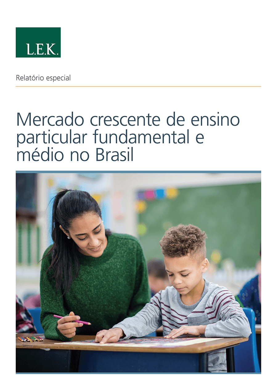 Brazil's Private K-12 Market Report