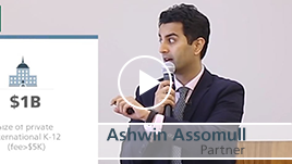 Ashwin Assomull Education Saudi Arabia Video