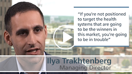 llya Trakhtenberg explains the insights Provider Pulse Video