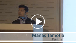 Manas Tamotia Kaushik Mohan Education Video