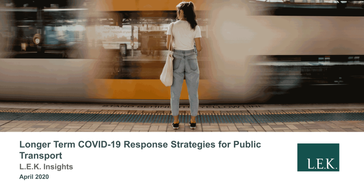 long term COVID-19 response from Public transport