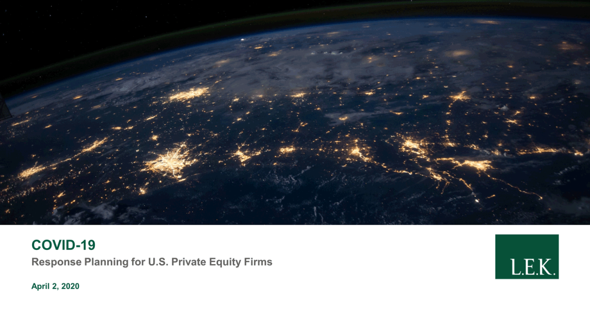 COVID-19 Private Equity impact in U.S.