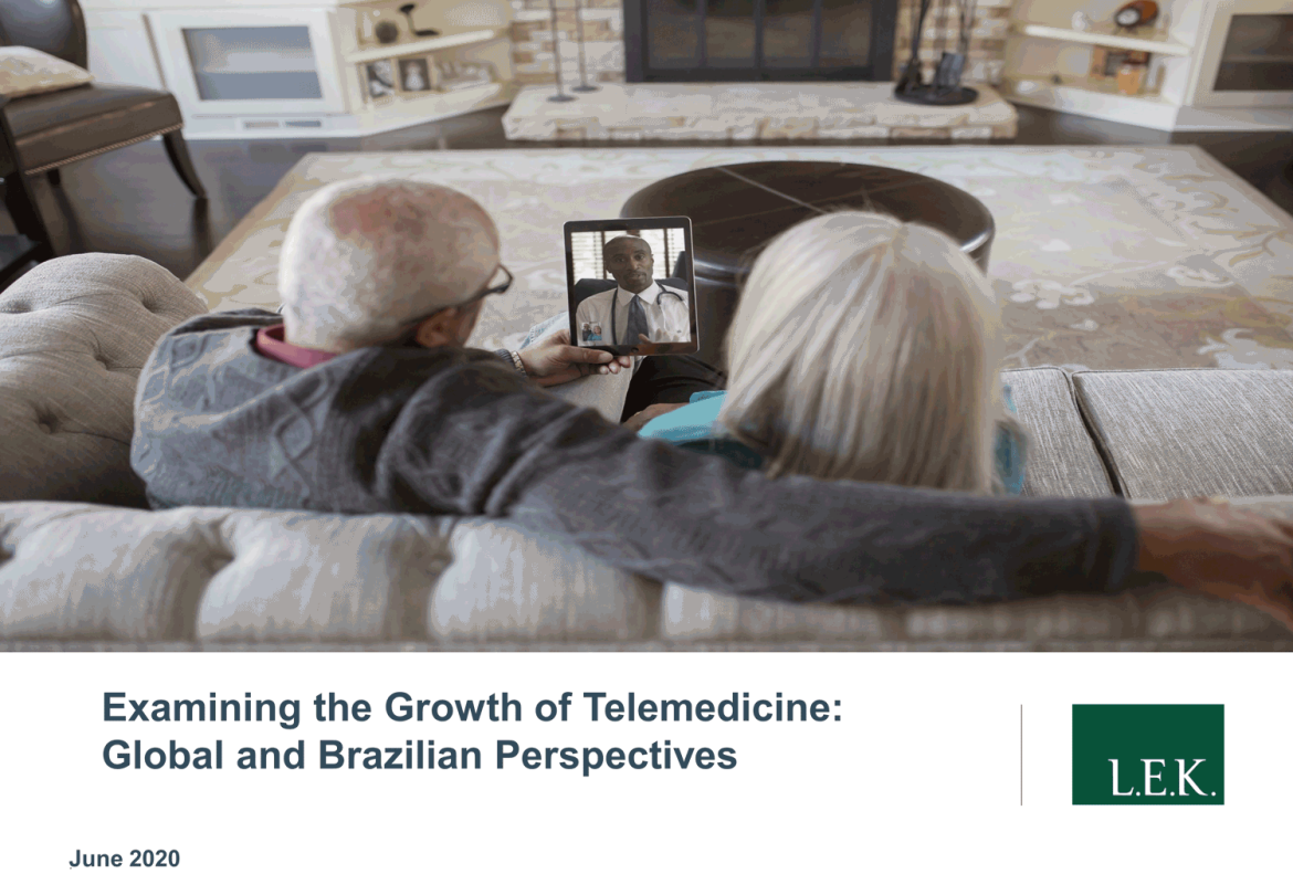 Growth in Brazil telemedicine
