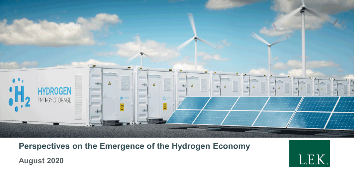 Emergence of the Hydrogen Economy