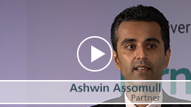 Ashwin Assomull Education Video